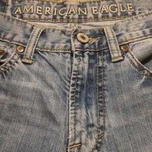 American Eagle men's bootcut jeans 29x30